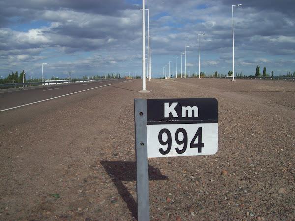 Para llegar, bajar por Calle Robert, 2 Km al sur y 1 Km a la izquierda