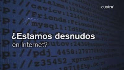 REC reporteros: Estamos desnudos ante internet?