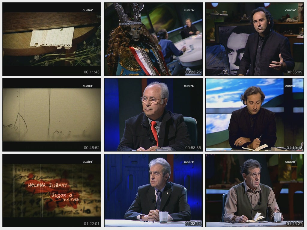 Programastv online cuarto milenio 5x09 el ni o for Cuarto milenio temporada 11