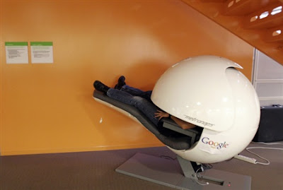 Energy Pod energy pods let google employees snooze in style | sleep education