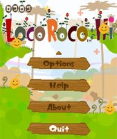 LocoRoco Hi funny Mobile Game