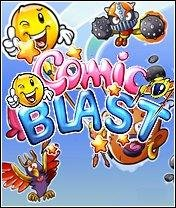 Comic Blast Mobile Java Game