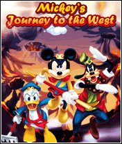 Mickey's Journey To The West Mobile Game