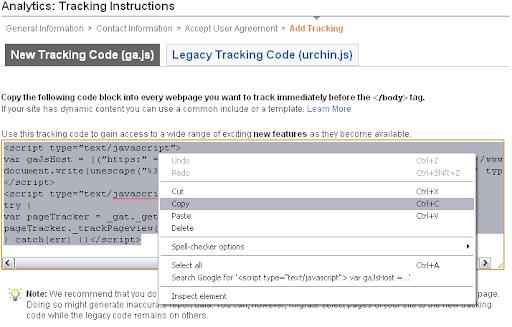 How to Install Google Analytics on Blogger