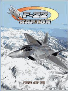 F22 Raptor Mobile Flying Game