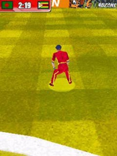 Global Cricket Symbian 9.1-9.3 Game