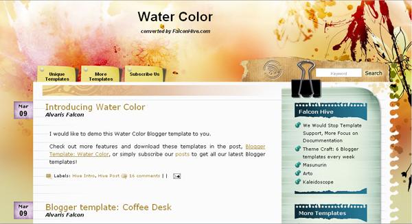 10 free webdesigner s art blogger template all blogger tools