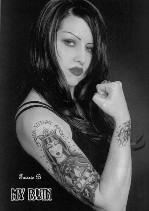 Info musik daftar penyanyi wanita alternative metal