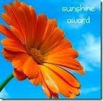 THE SPLENDID SUNSHINE AWARD