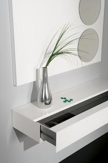 Decoraci n inexperta muebles para mi recibidor for Recibidores modernos ikea
