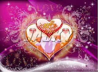 valentines day desktop themes