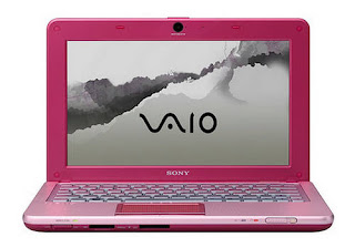 Sony Vaio Laptop Wallpaper Pink