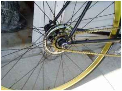 HK fixed Gear 12