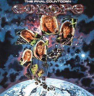 Europe - 1986 - The Final Countdown. Tracklist: 01 - The Final Countdown 02 - Rock The Night 03 - Carrie 04 - Danger On The Track 05 - Ninja 06 - Cherokee