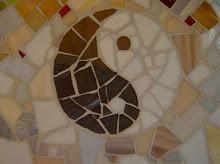"""Mural """"ying yang"""""""
