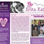 The Erika Kate Foundation
