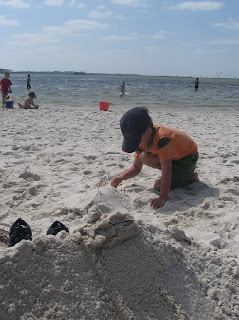 Paul at Pine Island