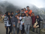 At Tangkuban Perahu