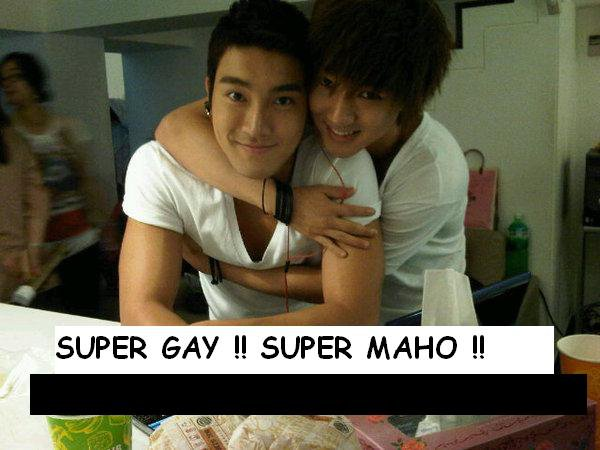 from Kaleb super junior gay