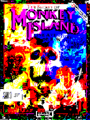 MONKEY ISLAND FOR SPECTRUM