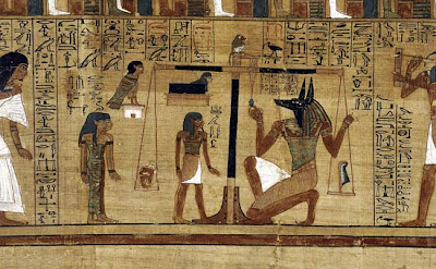 Check Back Tomorrow For The Next Post In This Series On Egyptian Art! Part 64