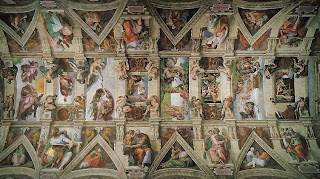 sistine chapel ceiling essay Title length color rating : sistine chapel ceiling and the last judgment essay - in this research paper i will be looking at two different artworks by the same artist.