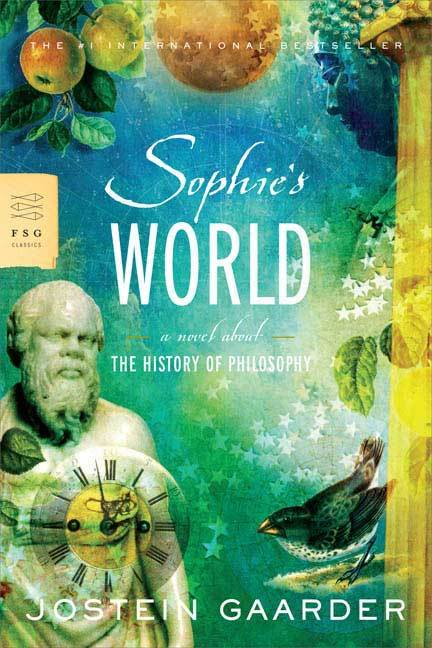 sophies world by jostein gaarder essay Free essays on sophie world gaarder, jostein in 1991, when jostein gaarder wrote sophie's world he believed that a novel on the history of philosophy.