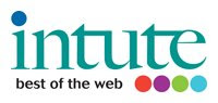 Intute. Best of the web. Logo