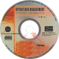 CD-Rom Tutorials  : Operation Management Strategy and Analysis