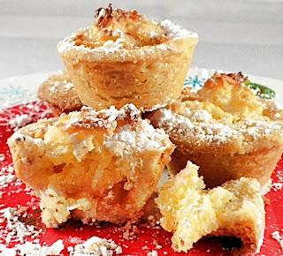 hawaiian cookie tarts