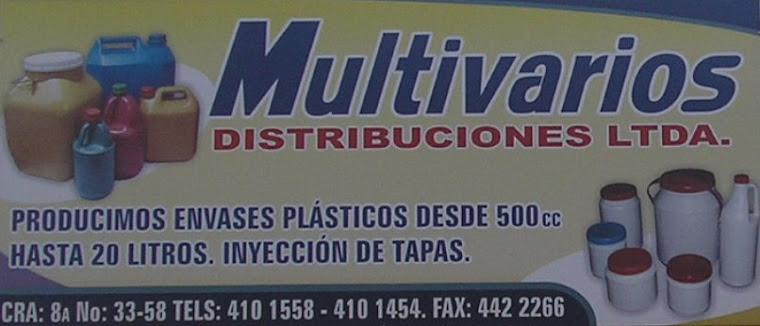 Multivarios Distribuciones LTDA