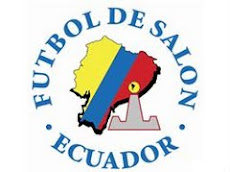 FUTBOL DE SALON DEL ECUADOR