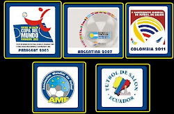 SELECCION NACIONAL DE FUTBOL DE SALON 2011