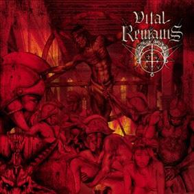 pentagram player 666: vital remains 2003 - Dechristianize