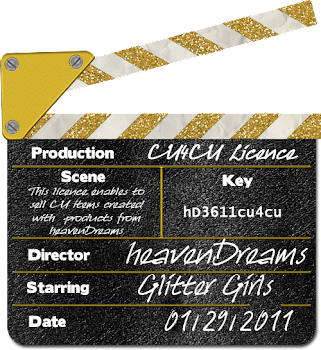 HeavenDreams CU4CU License