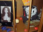 Angel's Shelf at the Perfume Parlour