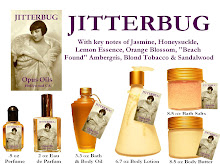 Jitterbug Perfume Parlour Signature Collection