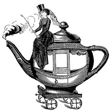 It's Tea Time at The Jitterbug