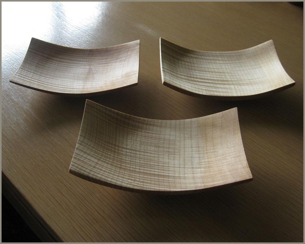 Treeware Trays Bowls