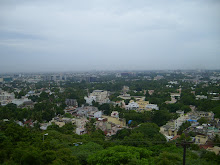 ARIEL VIEW CHENNAI CITY