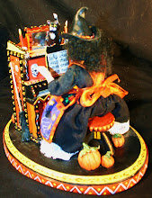 Newest witch piano music box