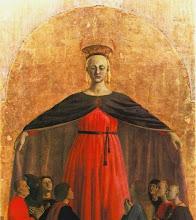 Pierro della Francesca - Madonna della Misericordia