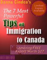 Free Tips on Immigration to Canada