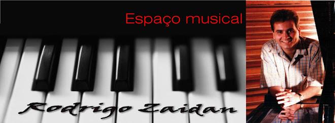 ESPAÇO MUSICAL RODRIGO ZAIDAN - URCA RIO DE JANEIRO -RJ