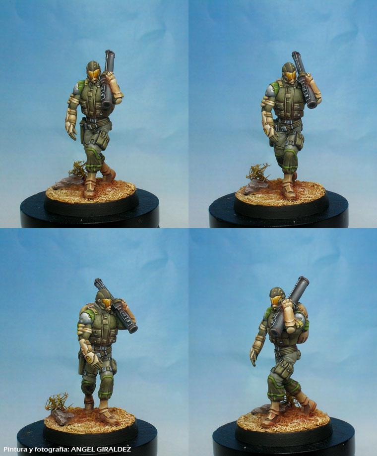 Corvus Belli / Infinity / Warcrow Vxcvcx