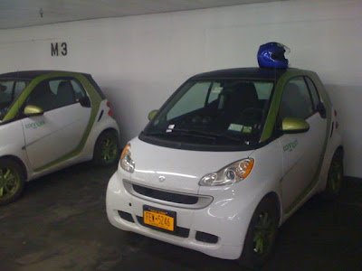 Hertz Electric Smart