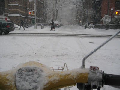 Honda C70 Snow