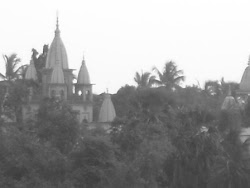 A temple in Mayapur, India