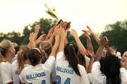 (June 13, 2010)The Stone Bridge High School girls soccer team crushed .