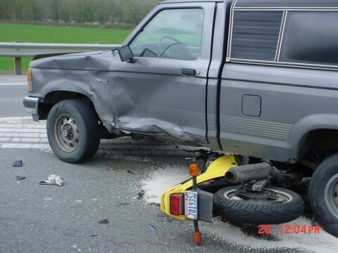 ACCIDENTES DE MOTO: CAUSAS Y SOLUCIONES